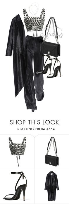 """""""Untitled #21225"""" by florencia95 ❤ liked on Polyvore featuring HUISHAN ZHANG, Tom Ford and TIBI"""