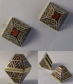 Staffordshire Hoard sword pyramids