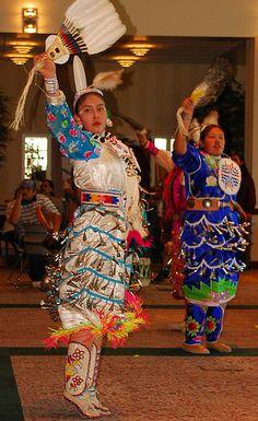 Jingle dress dancers #PowWow #Native Beautiful Culture!