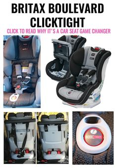 This carseat installs safely in one click. The Britax Boulevard ClickTight is a new parent must have whether it's your first baby or I am so impressed with this car seat with both it's safety and easy of use. It takes less than 5 mins! Cheap Infant Car Seats, Toddler Car Seat, Baby Car Seats, Parenting Humor, Parenting Tips, Britax Boulevard, Diaper Bag Essentials, Convertible, Newborn Baby Care