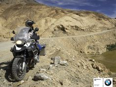BMW R1200 GSA. Hans, had of course ridden the Amazon Basin before, but the first time he had been through on his old R100, it had been steaming jungle.