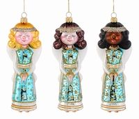 Jinglenog Teresa Italian glass ornament