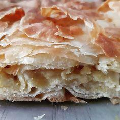 Πατατόπιτα - Elpidas Little Corner Potato Pie, Lasagna, Potatoes, Ethnic Recipes, Desserts, Food, Tailgate Desserts, Deserts, Potato