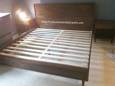 overstock king size bed assembled in fairfax va by Furniture assembly experts LLC - Call 2407052263