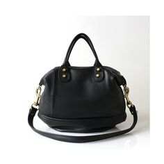 Leather Handbag Opelle Vanda Mini in Black by opellecreative, $304.00