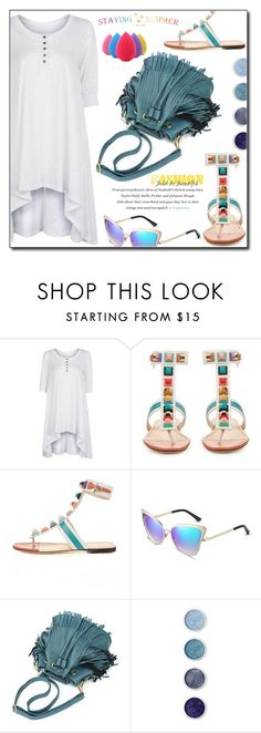 """""""stayingsummer 14"""" by fashion-pol ❤ liked on Polyvore featuring JULIANNE and Terre Mère"""