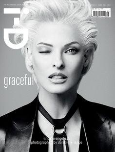 The Role Model Issue No. 321 Fall 2012 Linda Evangelista by Daniele + Iango