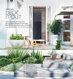 PIN @sophiekateloves Sydney Gardens, House Exterior, Home And Garden, Outdoor Rooms, Front Garden, Garden Design, Modern Landscaping, Outdoor Design, Exterior