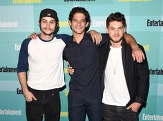 Dylan O'Brien Photos Photos: Entertainment Weekly Hosts its Annual Comic-Con Party at FLOAT at the Hard Rock Hotel - Top-Trends Teen Wolf Mtv, Teen Wolf Boys, Teen Wolf Cast, Teenage Werewolf, Only Teen, Cody Christian, Tyler Posey, Hard Rock Hotel, Entertainment Weekly