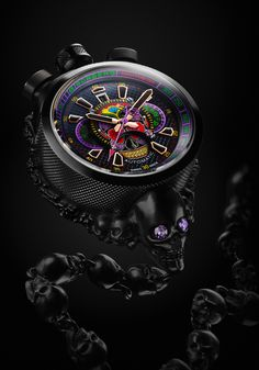 Neuchâtel, Switzerland based Bomberg, is a new watch brand that makes a line of…