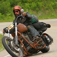 Triumph Moto, Triumph Chopper, Triumph Cafe Racer, Bobber Chopper, Triumph Bonneville, Harley Bobber, Bobber Motorcycle, Bobbers, Custom Motorcycles