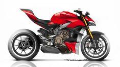 Mega Gallery: 127 Hi-Res Photos of the Ducati Streetfighter S Bike Sketch, Car Sketch, Hayabusa Streetfighter, Suzuki Hayabusa, European Motorcycles, Ducati Diavel, Motorbike Design, Ducati Motorcycles, Motorcycle Types
