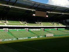 Bremer Deern- Besichtigung im Weserstadion