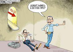 Obama's Low Poll Numbers   Conservative ByteConservative Byte