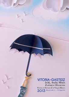 Finalista Fiestas de La Blanca de Vitoria.