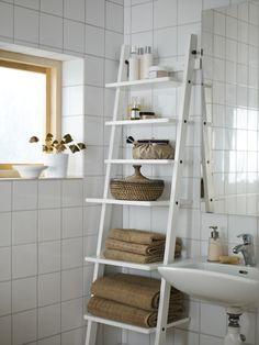 Always something new at IKEA! HJÄLMAREN wall shelf.