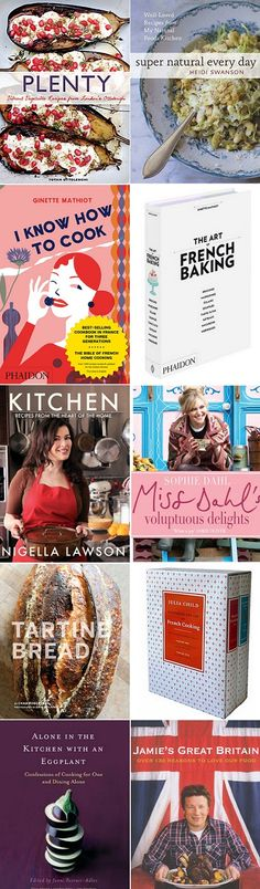 10 best cookbooks:)