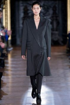 Stella McCartney | Fall 2013 Ready-to-Wear Collection | Chiharu Okunugi Modeling | Style.com