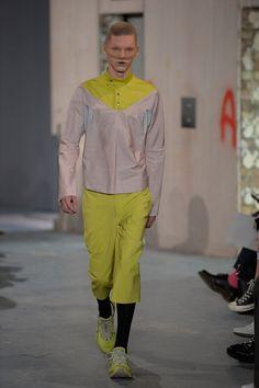 Kiko Kostadinov Spring 2018 Menswear Collection Photos - Vogue