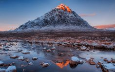 Buachaille Etive Mòr, Highland | 25 Places In Scotland That Are Straight Out Of A Fantasy Novel