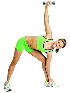 Flatten your post-baby belly with six easy tummy-toning moves. Just dedicate 20 minutes to these three pairs of moves two or three days a week and before you know it, you'll be showing off your new shape.