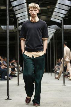 #Menswear #Trends Dries Van Noten Spring Summer 2015 Primavera Verano #Tendencias #Moda Hombre