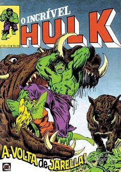 Incrível Hulk, O  n° 33/Rge | Guia dos Quadrinhos