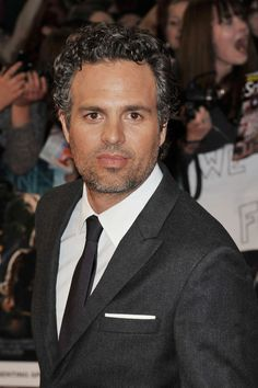 "pictures of mark ruffalo | Mark Ruffalo Mark Ruffalo at the European Premiere of ""The Avengers ..."
