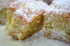 עוגה בלונדינית בלי מיקסר | תבשילים וחלומות - מרגישים בבית