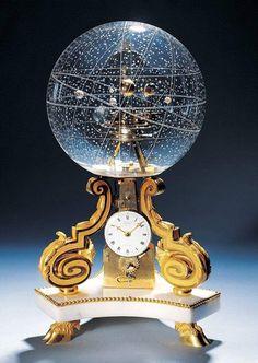 The planetarium - 1770 - Paris