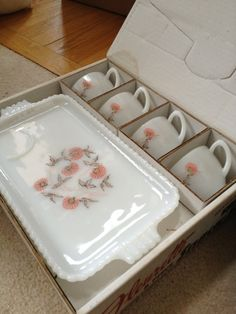 SALE 20 off  Vintage Anchor Hocking Fire King Milk Glass by abmdam, $32.00