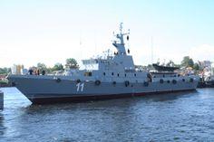Ukranean Navy. PB