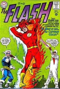 The Flash comic (1963)