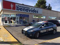 Realizan boquete a farmacia Benavides de la San Felipe y roban la caja fuerte | El Puntero