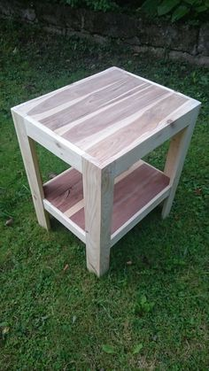 #Garden, #PalletTable, #RecyclingWoodPallets