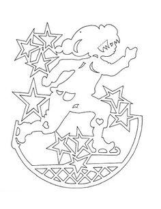 FILIGRAN ablakdíszek télre II. - mivagyunk.lapunk.hu Stencils, Origami, Scroll Saw, Paper Cutting, Bookmarks, Christmas Crafts, Creative, Stitches, Silhouette