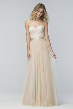 Wtoo Wedding Dress Catherine Style 16718 | Blush Bridal