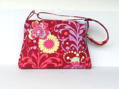 Crossbody Bag and Purse Messenger Bag Shoulder Bag by ThePurseCo