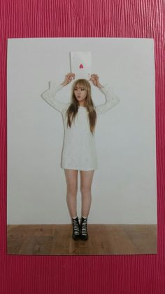 OH MY GIRL JIHO Official Photocard SUMMER ITEM Special Album LISTEN TO ME 지호