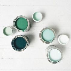 Mint green color palette home decor, white neutrals, spring summer interior design Do It Yourself Inspiration, Decor Inspiration, Colour Schemes, Color Patterns, Color Stories, Color Pallets, My New Room, My Favorite Color, Pantone