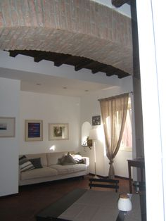 Apartments in Rome - Livingroom - San Calisto, Trastevere
