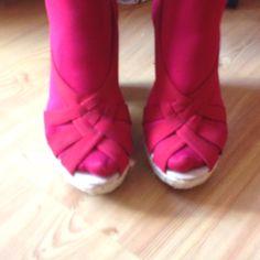 Hannah's fab shoes
