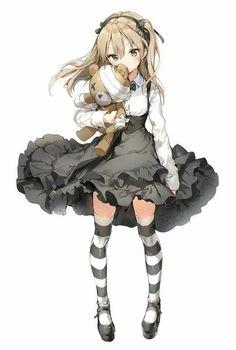 grafika anime, girl, and kawaii Anime Chibi, Manga Anime, Fanarts Anime, Loli Kawaii, Kawaii Anime Girl, Anime Art Girl, Manga Girl, Anime Girls, Anime Sexy