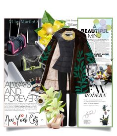 """""""It's All Coming Back To Me........................................xx"""" by mariloo ❤ liked on Polyvore featuring Tiffany & Co., Chanel, Gucci, STELLA McCARTNEY, Oscar de la Renta, Balmain, Christian Louboutin and Elie Saab"""