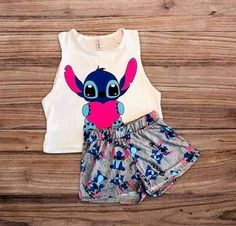 Not a want a need❤ Cute Pajama Sets, Cute Pjs, Cute Pajamas, Pajama Outfits, Disney Outfits, Disney Pjs, Cute Lazy Outfits, Trendy Outfits, Teen Fashion Outfits