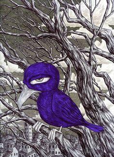 Creative Illustrations by Jeremy Baum