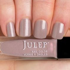 Julep - Margit (It Girl) Mushroom with Rose Shimmer