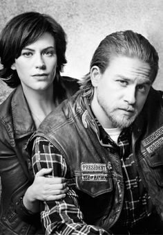 Jax and Tara - The King and His Queen