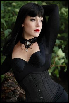 Lace Choker Necklace Victorian Bohemian Gothic by Ravennixe, $45.00