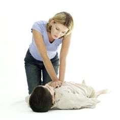 we should know how to give a first aid in emergency...
